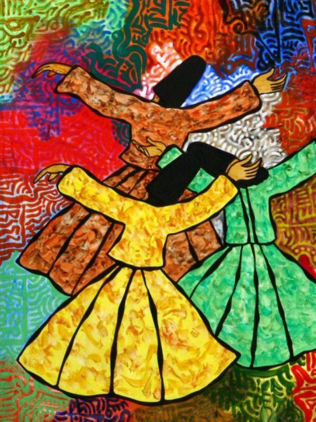 Sufi Mevlevis