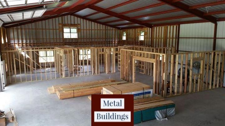 Metal Building Systems And Barndominium Floor Plans