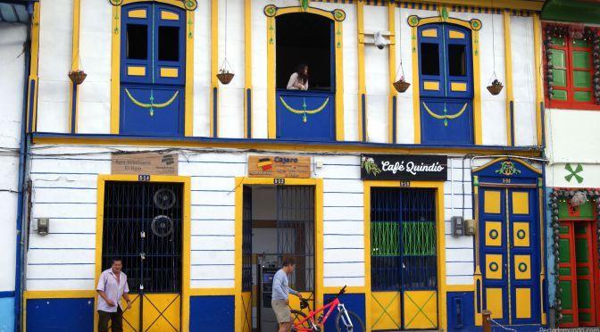 Salento, el pueblo más acogedor del eje cafetero