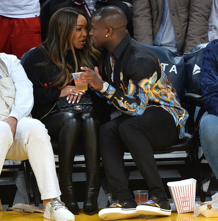 """Black #Cosmopolitan Rapper OT Genesis IJust Got ENGAGED To Malika Hawqq (Ring)   #Malika         November 23, 2017: Malika Haqq and rapper OTGenasis sat courtside at the Los Angeles Lakers vs Chicago Bulls game. The new couple was quite smitten with each other, laughing and whispering in each other's ears during the game. Looks like the couple is for real and not just a fling.  In fa...   Read more on BlackCosmopolitan AKA """"BlkCosmo"""" (Link in bio) Marketing by @zGe"""