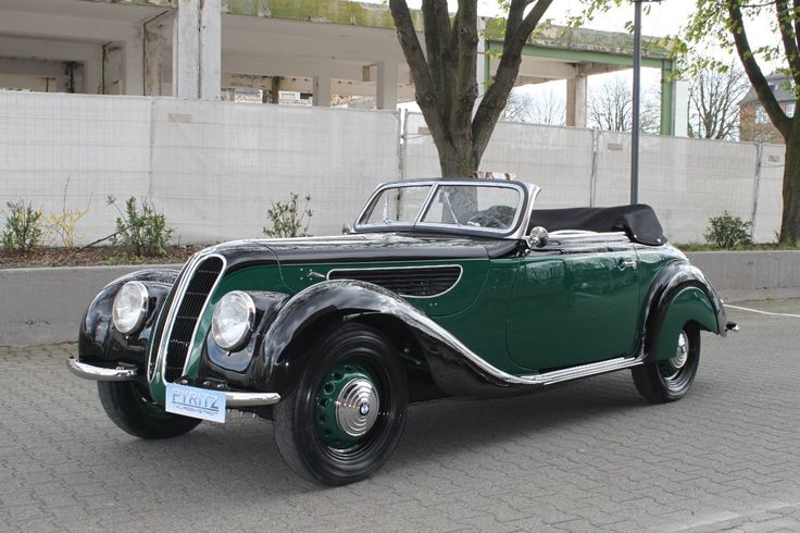 1937 BMW 327 Cabriolet