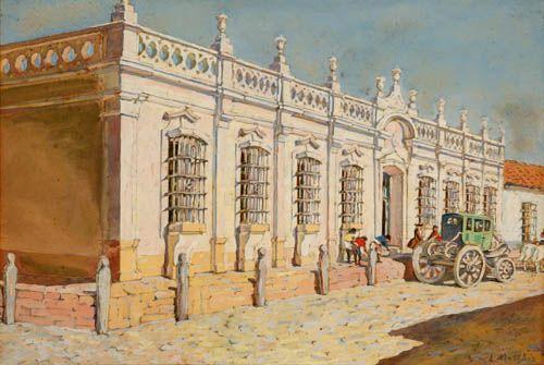 Léonie Matthis, La Casa de la Virreina. Paseo del Virrey del Pino | Museo Histórico Brigadier General Cornelio de Saavedra