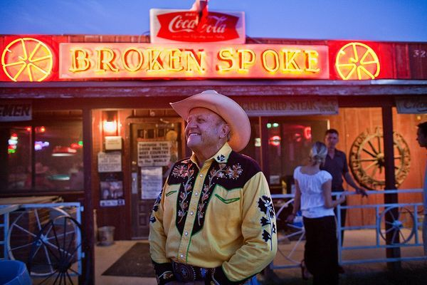 the BROKen Spoke . . Austin, texas