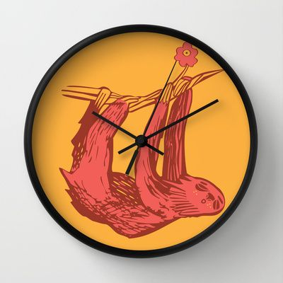 passenger Wall Clock by Silva Kuha - $30.00