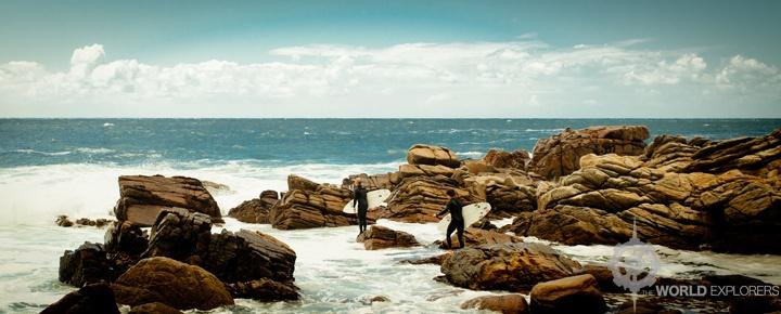 Victoria Bay, Garden Route, South Africa