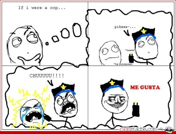 Things Cops Don T Want You To Know >> 8 Awesome Rage Comics About Pokemon - Rage Comics - Ragestache | Rage comics | Pinterest ...