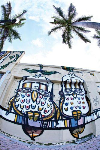 16 best boynton beach images on pinterest boynton beach for Downtown hollywood mural project