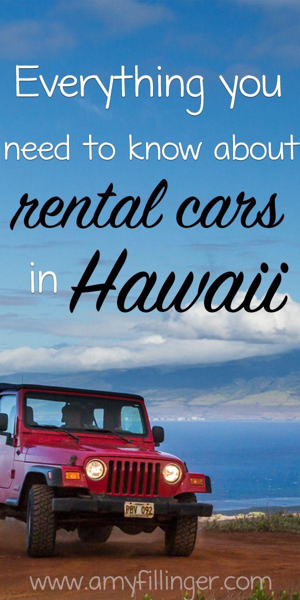 Do You Need A Rental Car In Hawaii The Ultimate Hawaii Car Rental
