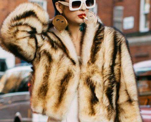 Sokak stili: Sonbahar-Kış Sokak Modası 2017-2018