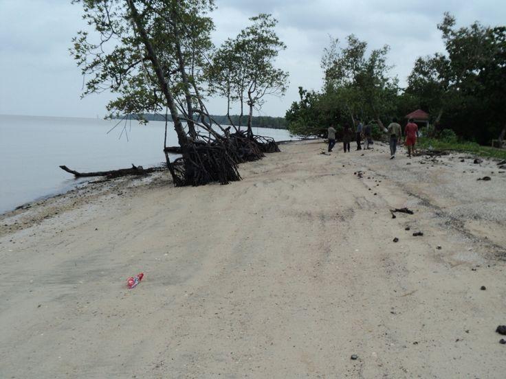 Pantai Solop Kepulauan Riau