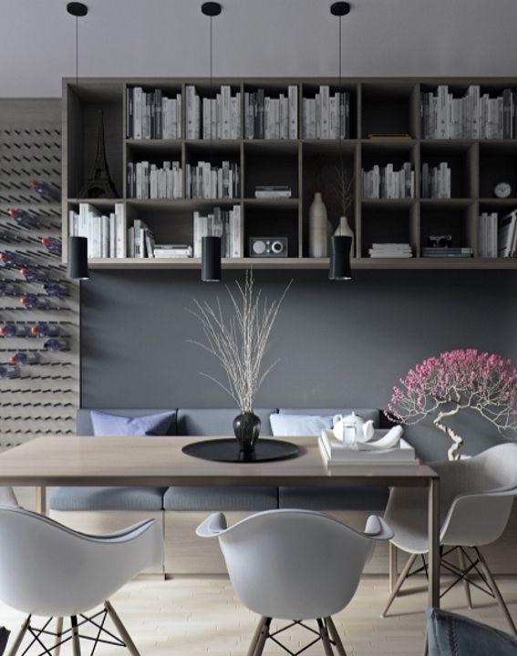 120 best Stil \/\/ Fabrik \/\/ Blog images on Pinterest Live and Style - esszimmer in grau