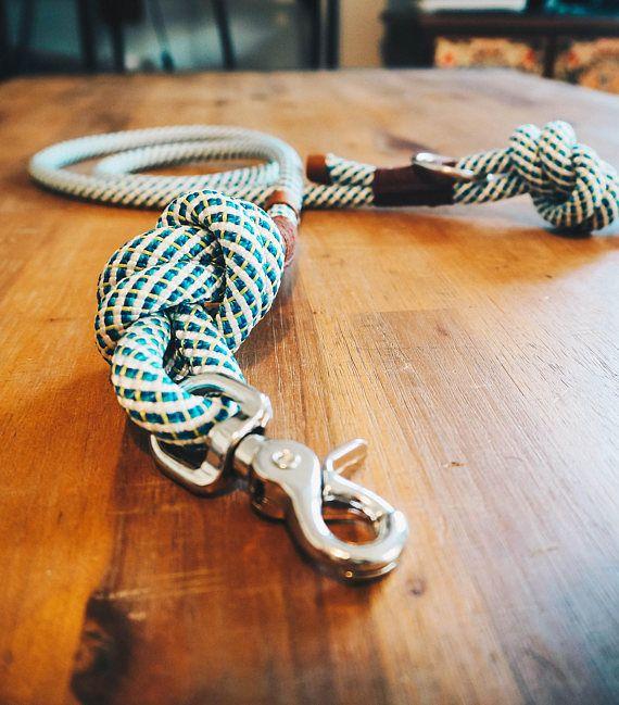 Hundeleine Kletterseil Leine für Hund Tau Outdoor