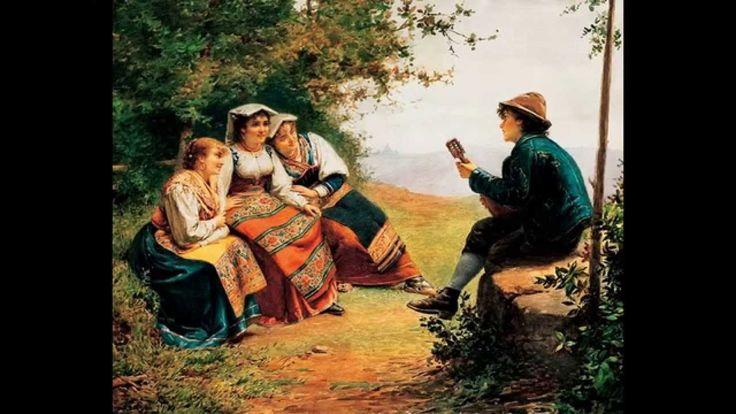 VASTAGH GYÖRGY (1834 - 1922) ~ Magyar festő