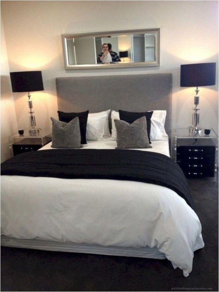 Dream Bedroom   Master Bedroom Black   Romantic Bedroom