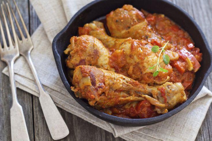 Poulet basquaise, secrets et recette du poulet basquaise