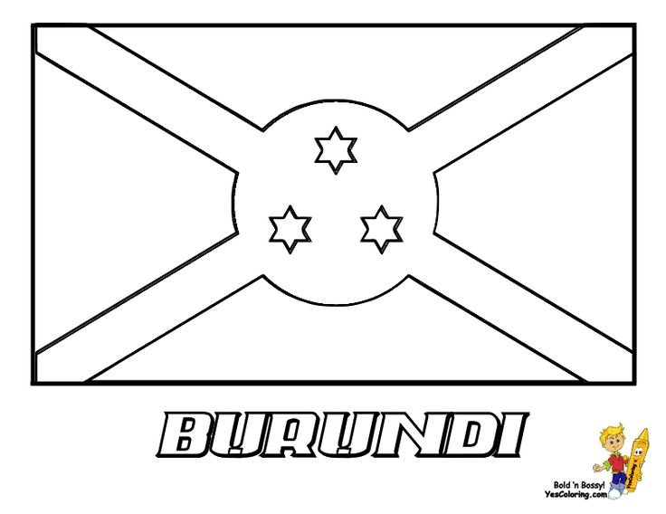 Who Else Wants World Flags Coloring Pages National Of Afghanistan To Burundi We
