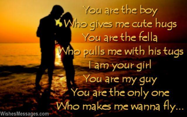 Tu sei il ragazzo che mi dà simpatici abbracci Sei il tipo-5726