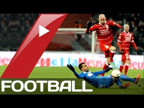 FOOTBALL -  Standard Liege v Genk 0-0 | Belgian Pro League Goals  Highlights | 24-02-2013 - http://lefootball.fr/standard-liege-v-genk-0-0-belgian-pro-league-goals-highlights-24-02-2013/