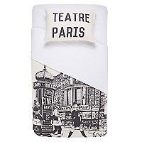 Plumón Paris Theather   1,5 Plazas 300 Hilos