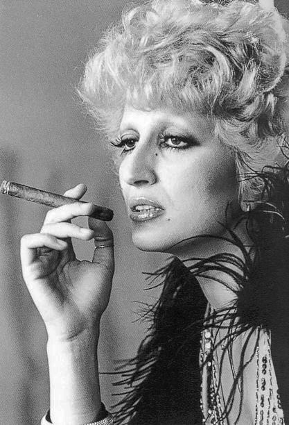 "Mina Mazzini on 1974 TV Show ""Milleluci"""