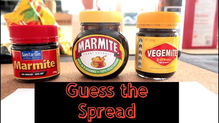 Does Marmite taste different to Vegemite? Does NZ marmite taste different to UK marmite?