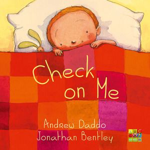 Check On Me. My best bedtime goes like this. A kiss, a cuddle, a story … And don't forget to check on me! From the team who brought you I DO IT comes an adorable new board book about those sweet, loving and sometimes cheeky bedtime rituals. Guaranteed to become an instant family favourite and the perfect size for little hands! $14.99