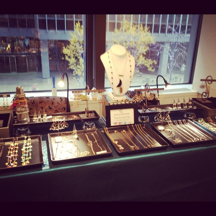 NYC Holiday Trunk Show In Action