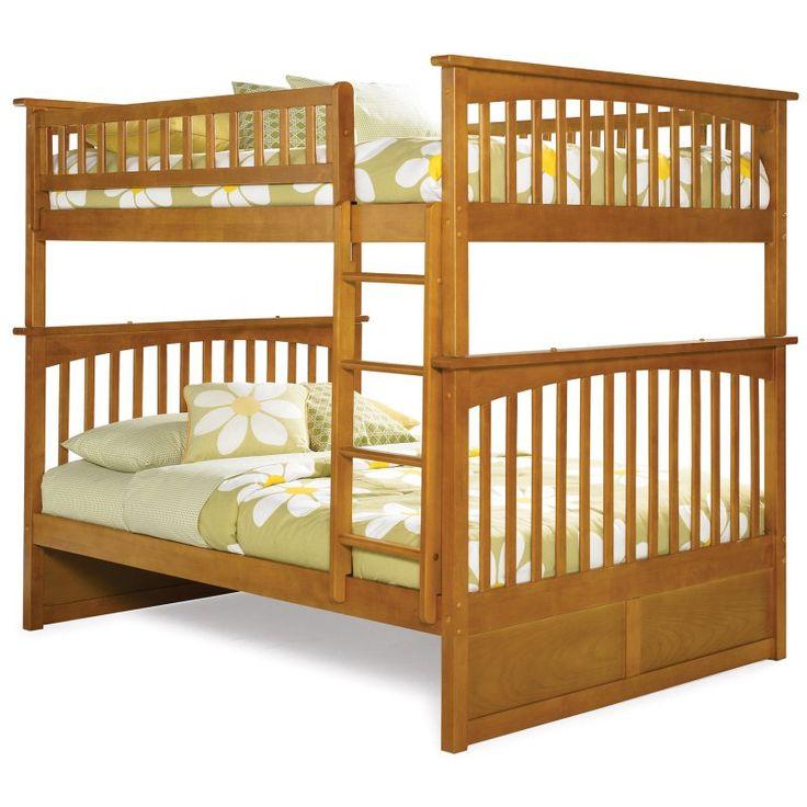 Atlantic Furniture Columbia Full over Full Bunk Bed - AB55517