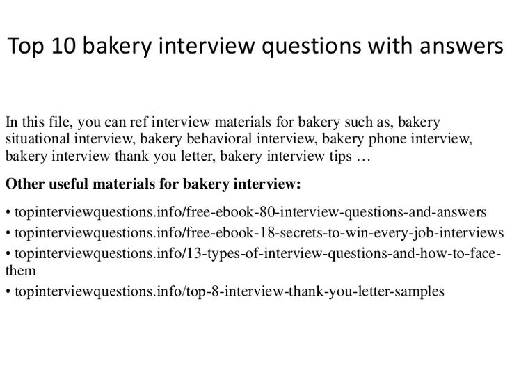 The  Best Situational Interview Questions Ideas On