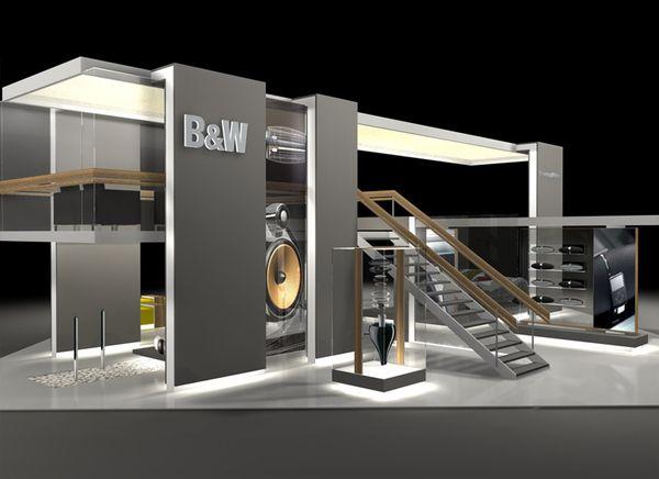 Bowers&Wilkins CES Las Vegas on Behance
