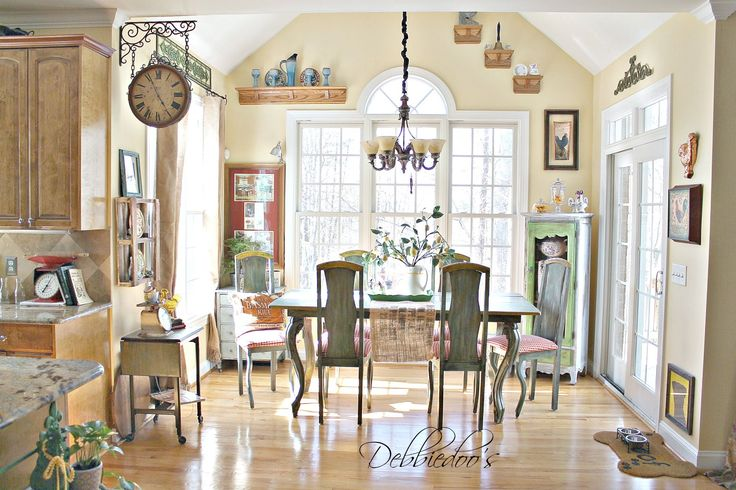 Kitchen french country style 011