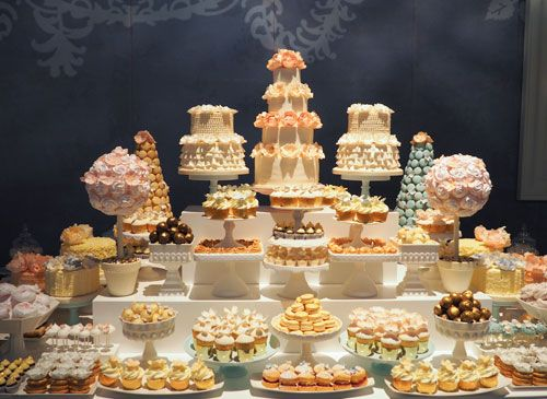 27 best images about dessert table ideas on pinterest for Table 52 dessert