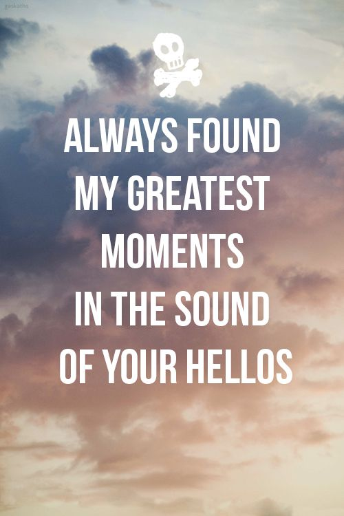 Oh Calamity ~ All Time Low One of my favourite songs by them but IS ANYONE GOING TO THE FUTURE HEARTS TOUR BC I AM