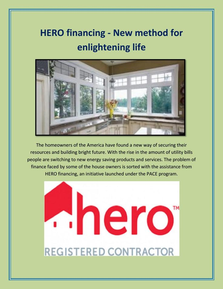 Home renovation is quite a common thing in this modern era. People always want the new thing so that they renovate their house. #Teamallstarconstruction has the facility of hero financing so that you can avail their services to make your home stylish and energy efficient.