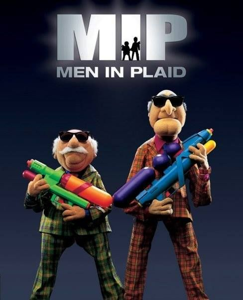 the muppets and men in black crossover