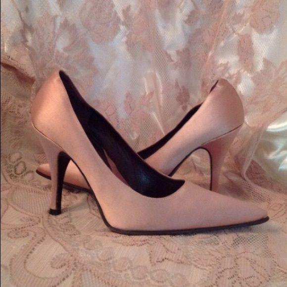 Heels Champagne color Shoes Heels