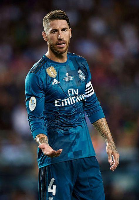 Sergio Ramos Barcelona vs Real Madrid