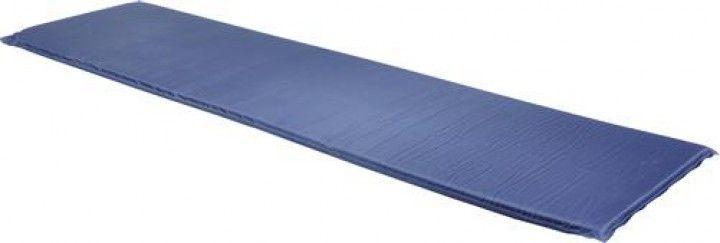Łóżko dmuchane, samopompująca mata 183 x 50 x 3 cm kolor niebieski