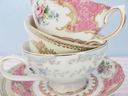 I have the top one!: Sweet Teacups, Beautiful Teacups, Teas Time, Teacups China, Teas Cups, Pretty Teacups, Afternoon Teas, Teacups Teapots, Teas Parties