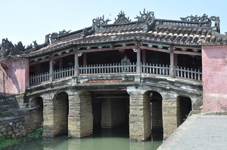 Japanese Bridge Hoi An Vietnam