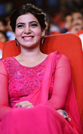 Samantha Ruth Prabhu Latest Images