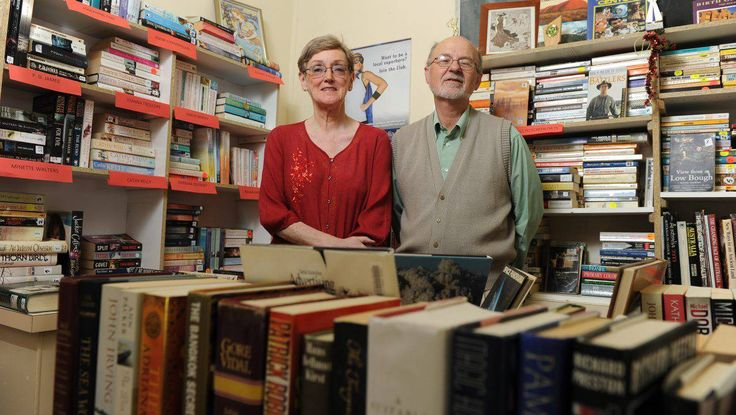 Lions in Australia raise funds through successful bookstore