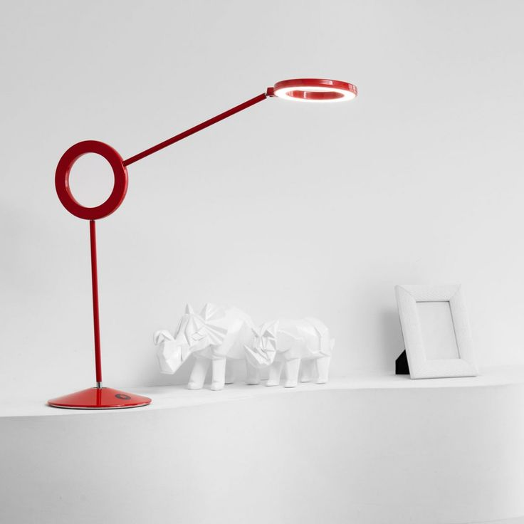 Amuleto Mini table lamp - Matt, Yellow light