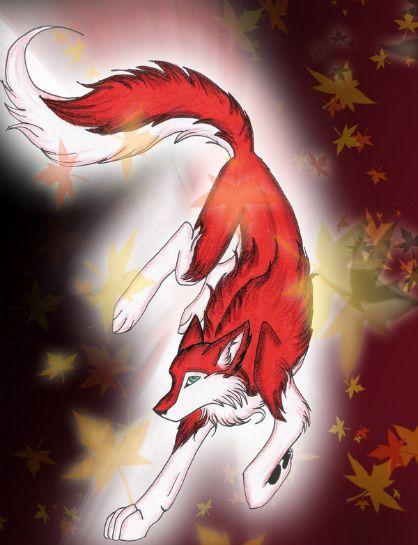 Black+Anime+Wolf+Female | Anime Wolves Anime wolfs