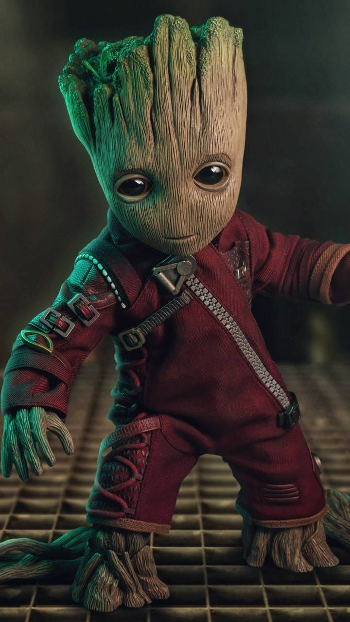 Download Baby Groot Wallpaper By Jhadial 00 Free On Zedge Now