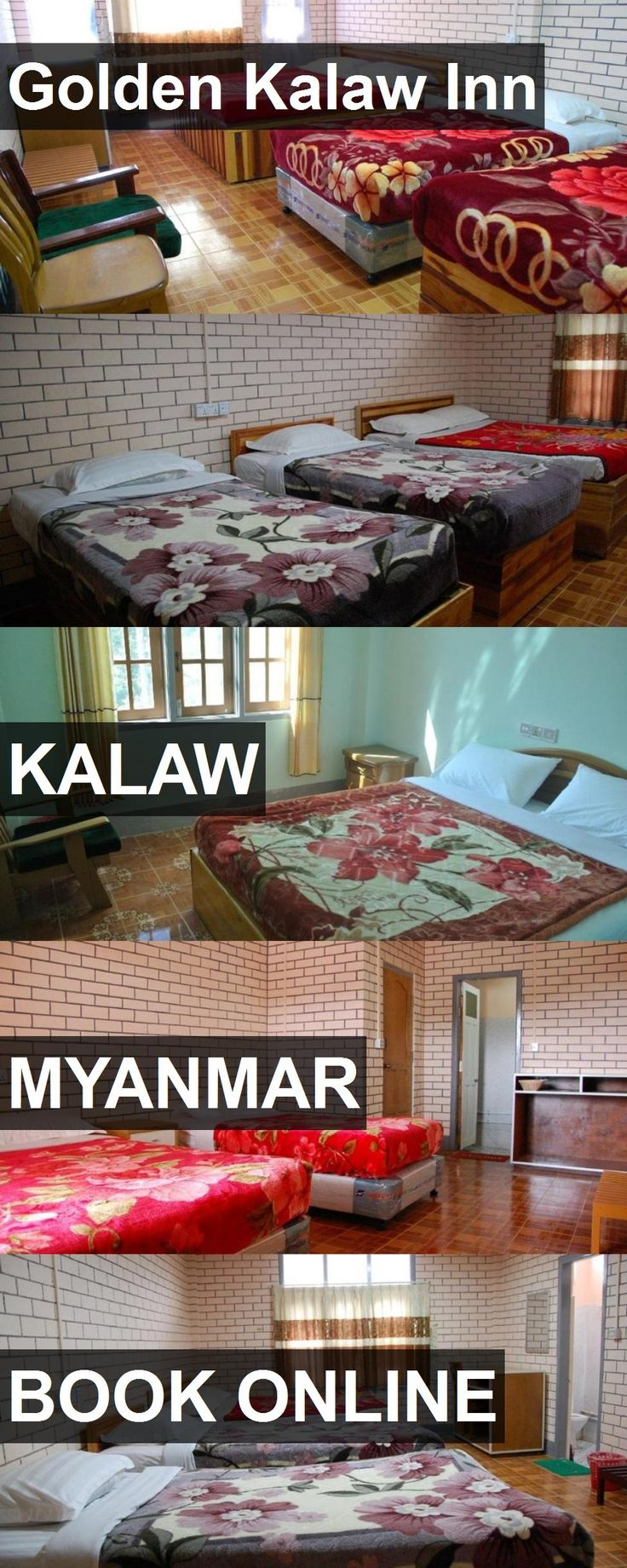 Hotel Golden Kalaw Inn in Kalaw, Myanmar. For more information, photos, reviews and best prices please follow the link. #Myanmar #Kalaw #travel #vacation #hotel