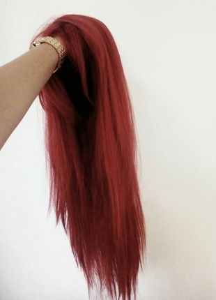 Kupuj mé předměty na #vinted http://www.vinted.cz/doplnky/ostatni-doplnky-a-sperky/13086363-zrzava-dlouha-paruka-kvalitni-vlasy