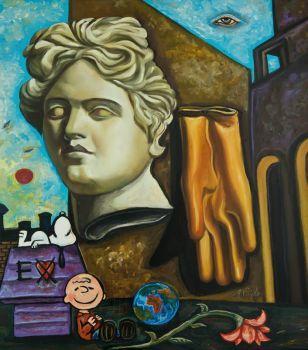 artFido | fetching art | Pop Surrealism by Antonio Vitale | 2736767245