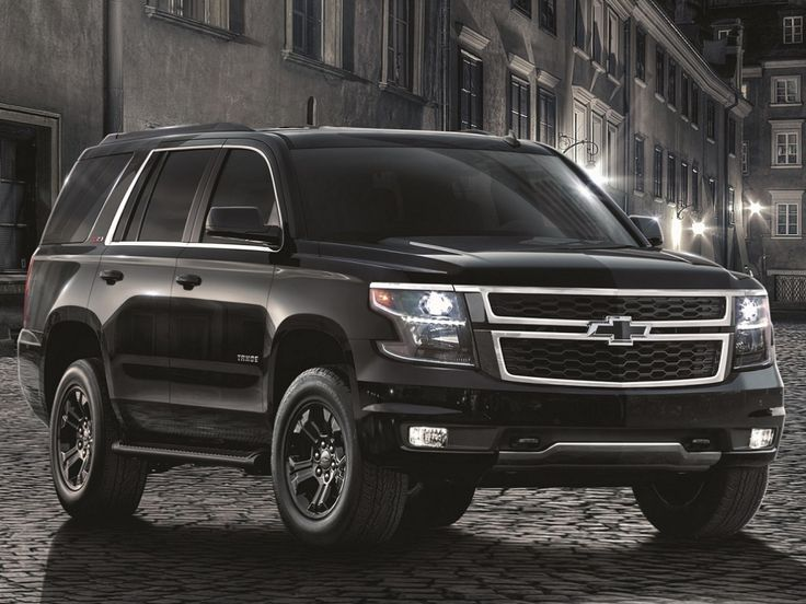 2017 Chevrolet Tahoe Z71 Midnight Edition for UAE and GCC DriveArabia News | Drive Arabia : Dubai / Abu Dhabi [UAE, Saudi, Bahrain, Qatar, Kuwait, Oman & GCC]