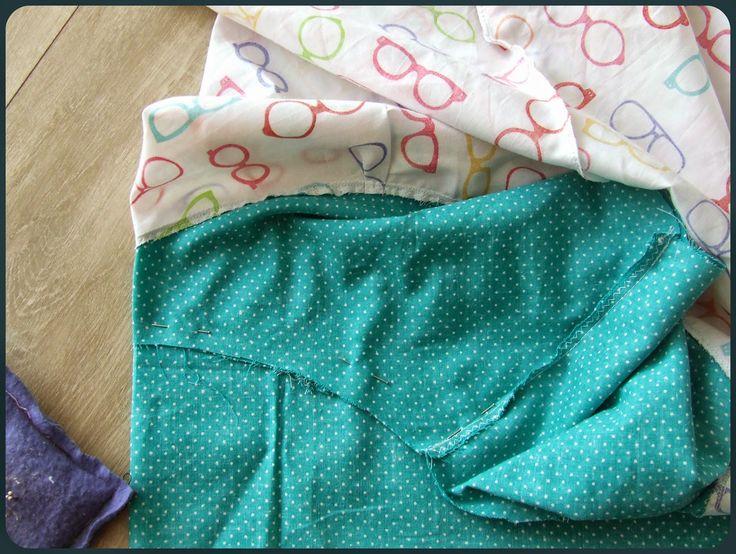 """Hola a tod@s!! Os presento la última parte del tutorial para coser el vestido """"Hana"""", pero también un tuto muy práctico para aprender a co..."""